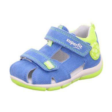 Superfit chlapecké sandály FREDDY, Superfit, 0-609142-8100, modrá