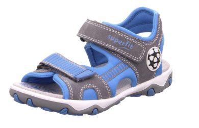 Superfit chlapecké sandály MIKE 3.0, Superfit, 0-609465-2500, světle modrá
