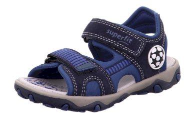 Superfit chlapecké sandály MIKE 3.0, Superfit, 0-609465-8000, tmavě modrá