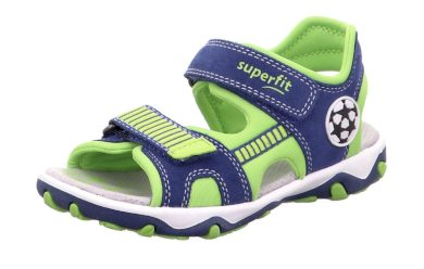 Superfit chlapecké sandály MIKE 3.0, Superfit, 0-609465-8100, modrá