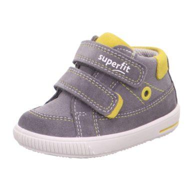 Superfit chlapecké celoroční boty MOPPY, Superfit, 1-000350-2500, šedá