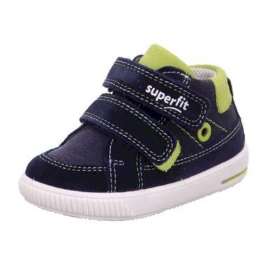 Superfit chlapecké celoroční boty MOPPY, Superfit, 1-000350-8020, modrá
