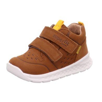 Superfit dětská celoroční obuv BREEZE, Superfit, 1-000363-3000, hnědá