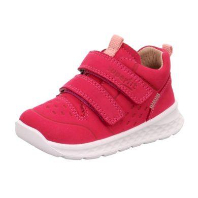 Superfit dětská celoroční obuv BREEZE, Superfit, 1-000363-5000, červená