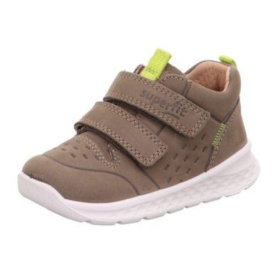 Superfit dětská celoroční obuv BREEZE, Superfit, 1-000363-7000, šedá