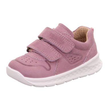 Superfit dětská celoroční obuv BREEZE, Superfit, 1-000365-8500, fialová