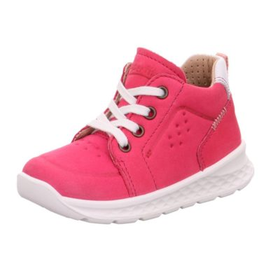 Superfit dětská celoroční obuv BREEZE, Superfit, 1-000366-5000, červená