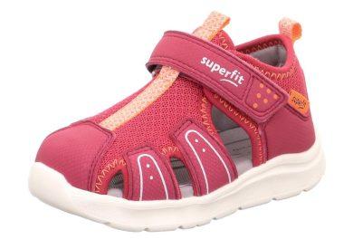 Superfit dětské sandály WAVE, Superfit, 1-000478-5000, červená