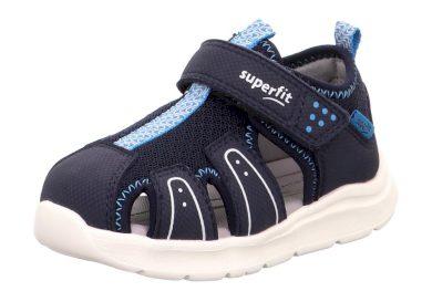 Superfit dětské sandály WAVE, Superfit, 1-000478-8000, tmavě modrá