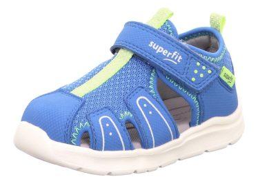 Superfit dětské sandály WAVE, Superfit, 1-000478-8010, světle modrá