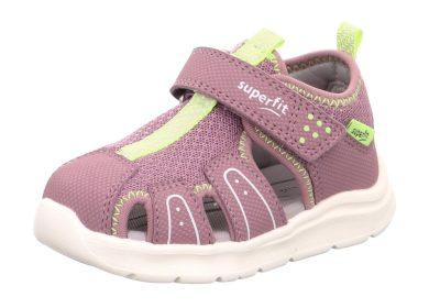 Superfit dětské sandály WAVE, Superfit, 1-000478-8500, fialová