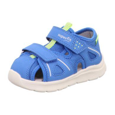 Superfit dětské sandály WAVE, Superfit, 1-000479-8000, světle modrá