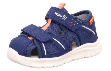 Superfit dětské sandály WAVE, Superfit, 1-000479-8010, tmavě modrá