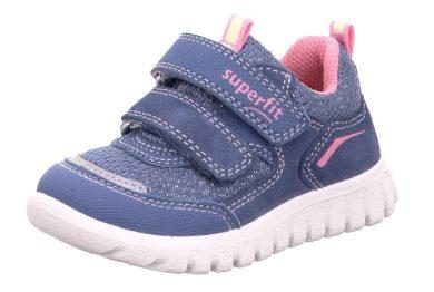 Superfit dětské celoroční boty SPORT7 MINI, Superfit, 1-006194-8020, modrá