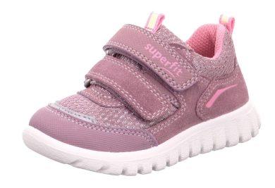 Superfit dětské celoroční boty SPORT7 MINI, Superfit, 1-006194-8500, fialová