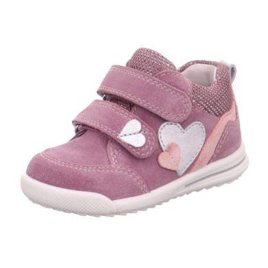 Superfit dívčí celoroční obuv AVRILE MINI, Superfit, 1-006377-8500, fialová