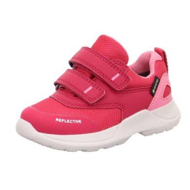 Superfit dětstká celoroční obuv RUSH GTX, Superfit, 1-009206-5010, červená
