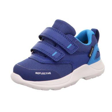 Superfit dětstká celoroční obuv RUSH GTX, Superfit, 1-009206-8010, modrá