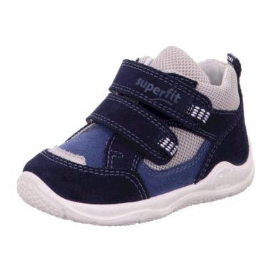 Superfit chlapecká celoroční obuv UNIVERSE, Superfit, 1-009417-8000, tmavě modrá