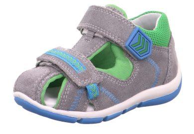 Superfit chlapecké sandály FREDDY, Superfit, 1-609145-2510, šedá