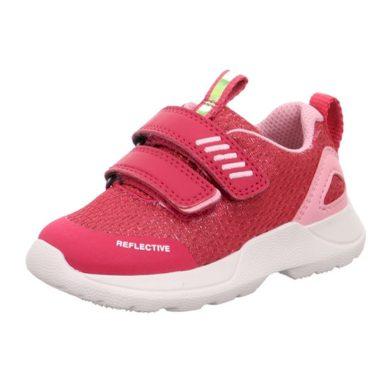 Superfit dětská celoroční obuv RUSH, Superfit, 1-609207-5000, červená