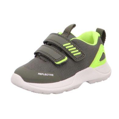 Superfit dětská celoroční obuv RUSH, Superfit, 1-609207-7000, šedá