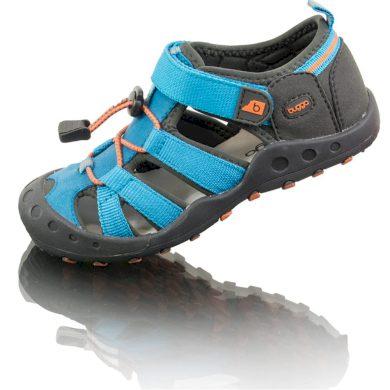 Bugga dětské sportovní sandály LALA, Bugga, B00164-04, modrá