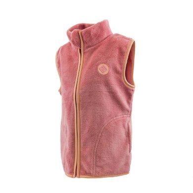Pidilidi vesta dívčí chlupatá, Pidilidi, PD1094, růžová