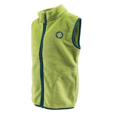 Pidilidi vesta chlapecká chlupatá, Pidilidi, PD1094, zelená