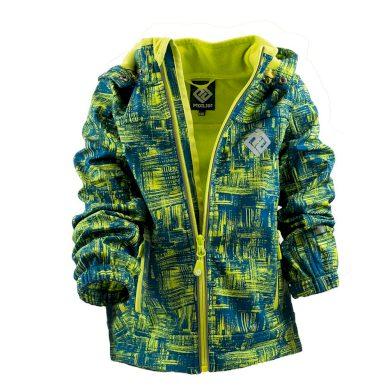 Pidilidi bunda softshellová chlapecká s kapucí, Pidilidi, PD1089-04, kluk