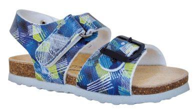 Protetika Dětské ortopedické sandály Lifestyle T97/98, Protetika, modrá