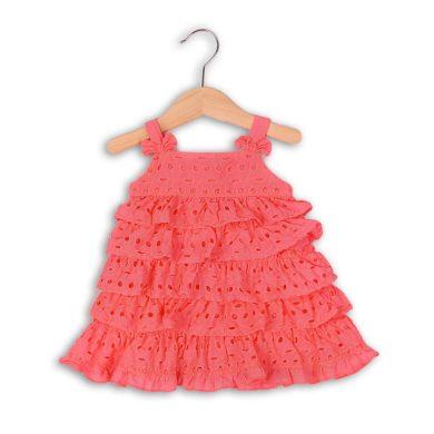 Minoti šaty letní a kalhotky, Minoti, LOVELY 7, růžová