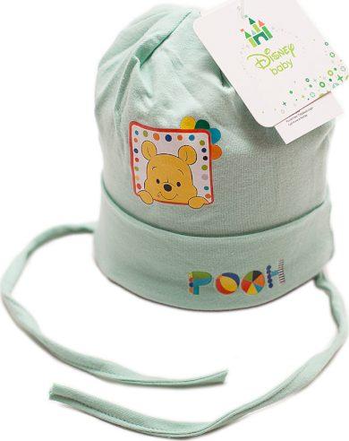 MADVÍDEK PÚ BABY CAP SVĚTLE ZELENÁ Velikost: 48