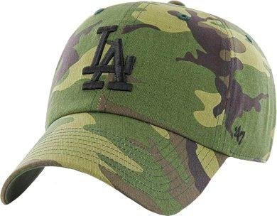 47 BRAND MLB LOS ANGELES DODGERS CAMO CAP B-CAMUN12GWSNL-CM Velikost: ONE SIZE