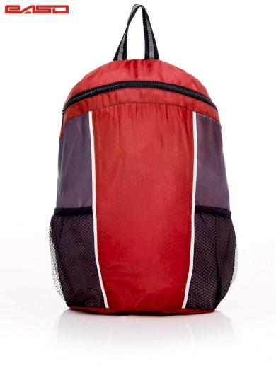 ČERVENO-ŠEDÝ ŠKOLNÍ BATOH 14-210C-RED Velikost: ONE SIZE
