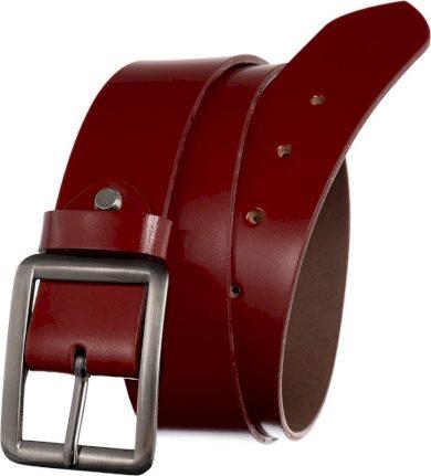 ROVICKY ČERVENÝ HLADKÝ DÁMSKÝ ŠIROKÝ OPASEK PRD-4-N-105-0423 RED Velikost: ONE SIZE