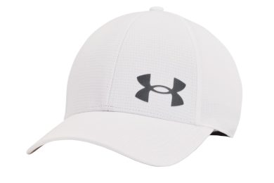 UNDER ARMOUR ISO-CHILL ARMOURVENT CAP 1361530-100 Velikost: M/L