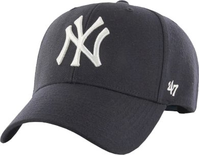 47 BRAND NEW YORK YANKEES MVP CAP B-MVPSP17WBP-NY Velikost: ONE SIZE
