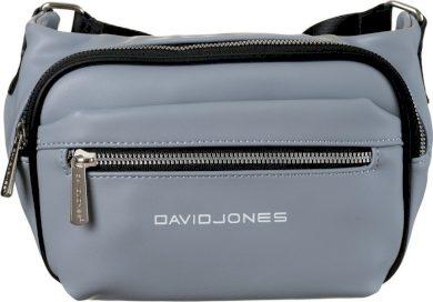 DAVID JONES PASTELOVĚ MODRÁ KLASICKÁ LEDVINKA 6208-2 PALE BLUE Velikost: ONE SIZE
