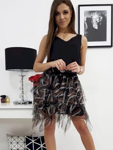 Tylová sukně ESTERA cy0221 Velikost: ONE SIZE