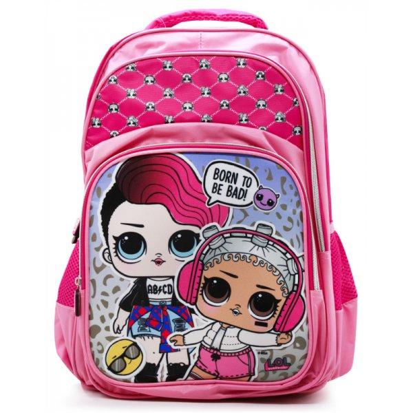 Školní anatomický batoh L.O.L. Surprise pro holky - LOL - 16L