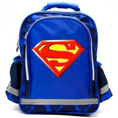 Školní anatomický batoh Superman - 37 x 29 x 13 cm