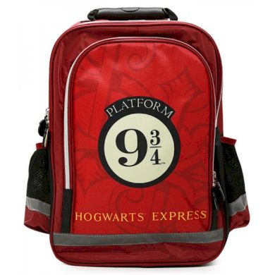 Školní anatomický batoh Harry Potter - Nástupiště 9 ¾ - 18L