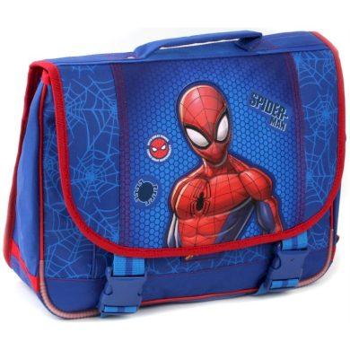 Školní aktovka Spiderman - MARVEL - modrá, 15L