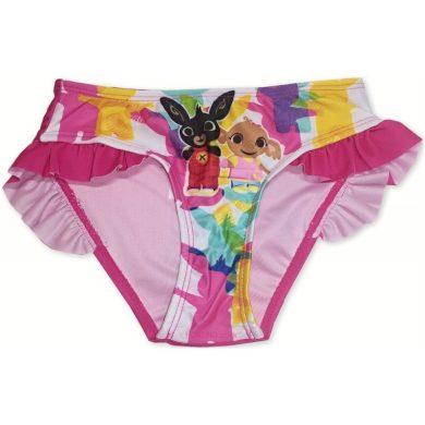 Dětské / dívčí plavky Zajíček Bing - spodní díl / kalhotky