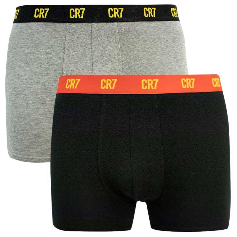 2PACK pánské boxerky CR7 vícebarevné (8302-49-2724) XXL