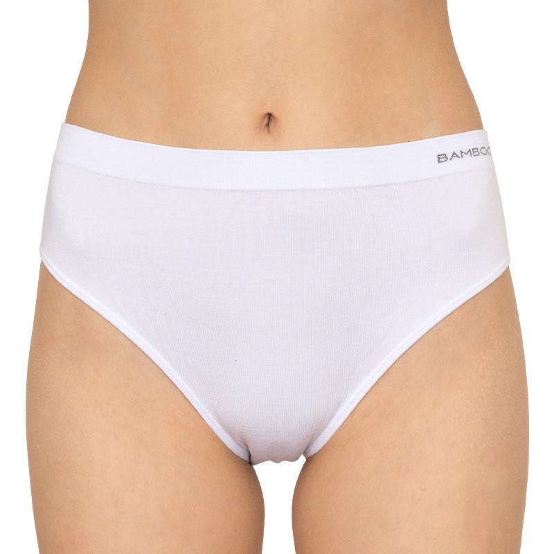 Dámské kalhotky Gina bílé (00038) M