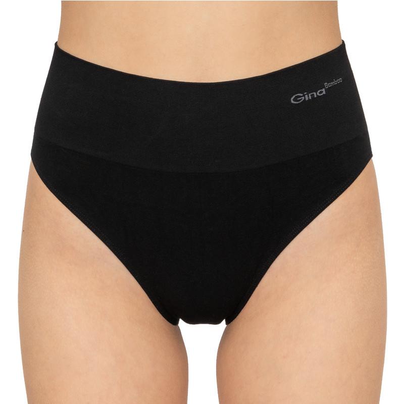 Dámské stahovací kalhotky Gina černé (00035) L