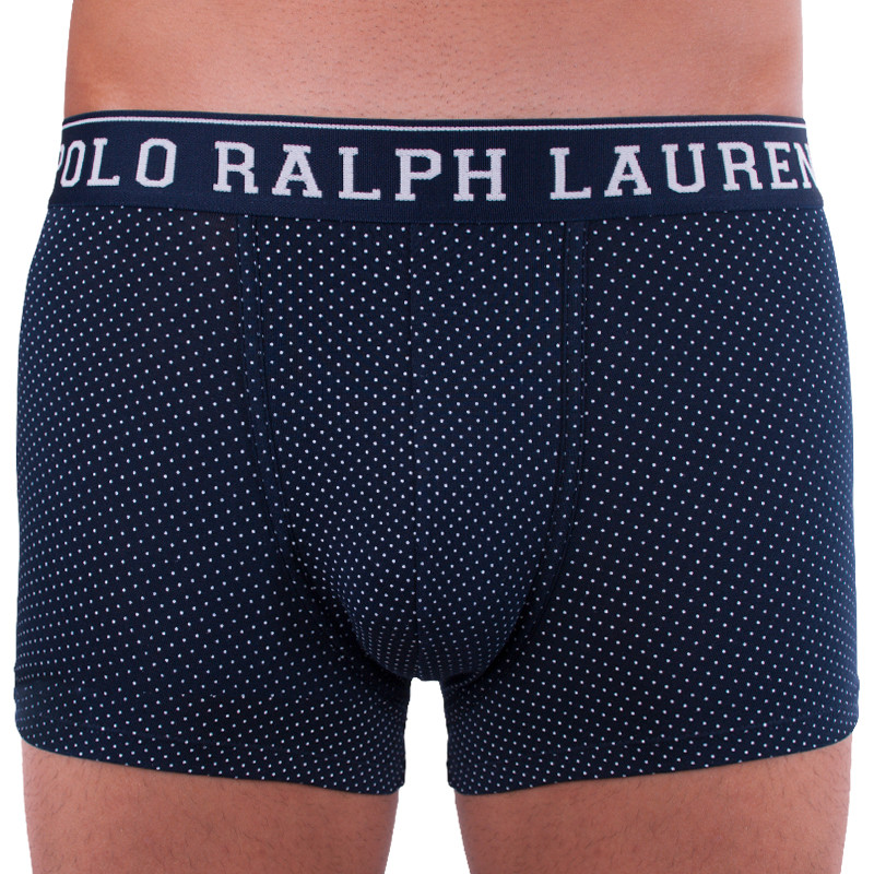 Pánské boxerky Ralph Lauren tmavě modré (714705160003) M