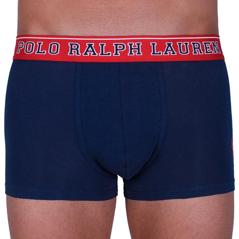 Pánské boxerky Ralph Lauren tmavě modré (714684602005) L